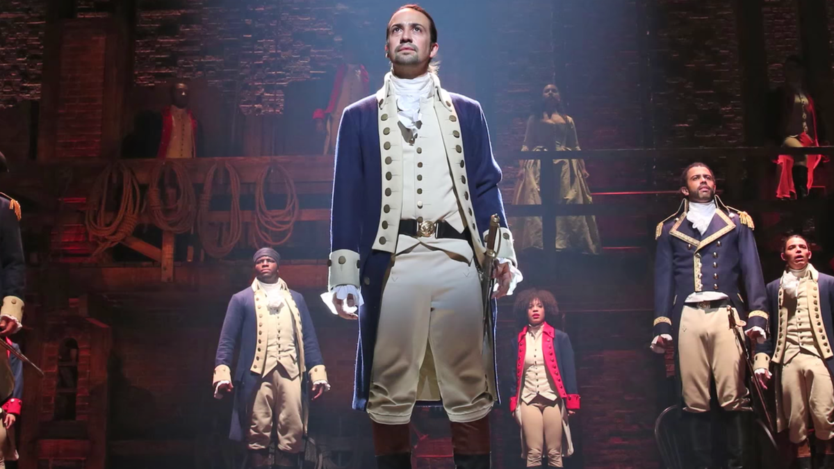 How to Host a 'Hamilton' Watch Party