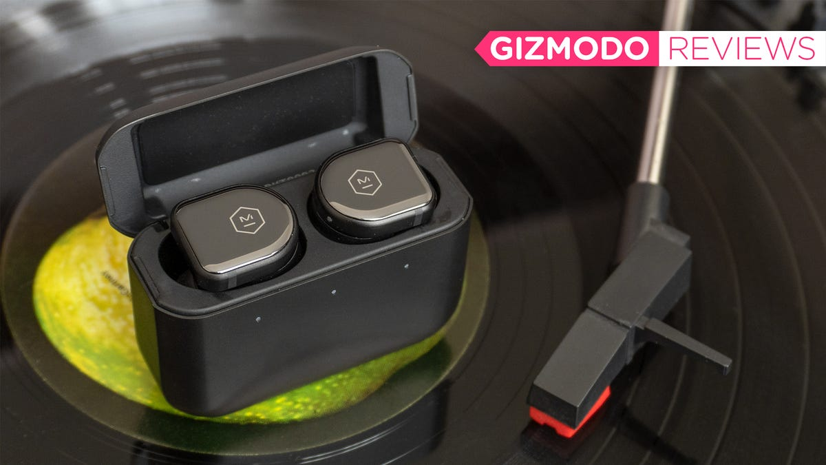 Master & Dynamic's New Wireless Earbuds Crush the Competition