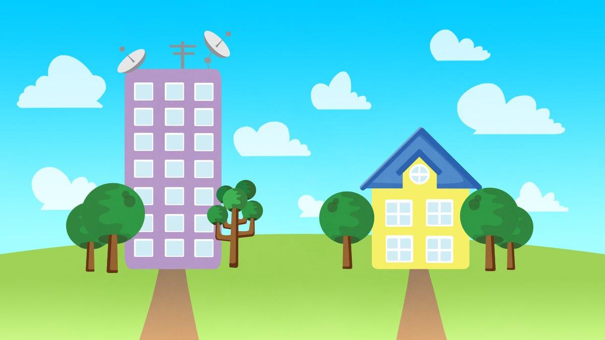 Bạn nên mua nhà hay chỉ cần thuê?
