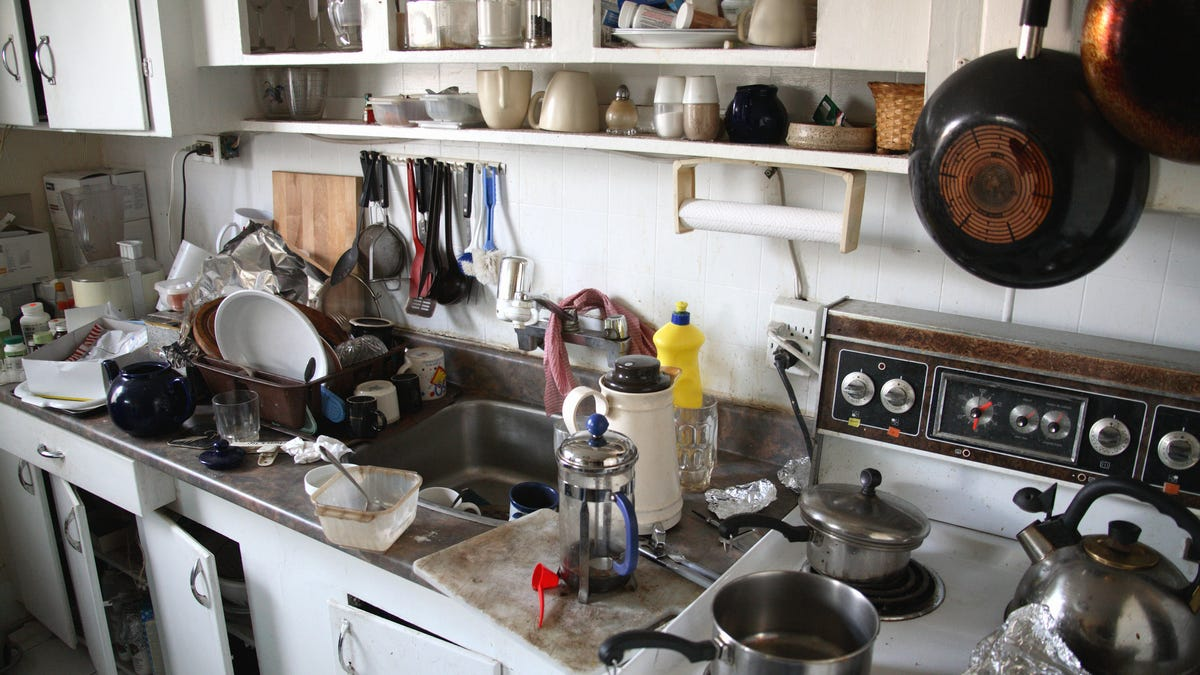 Last Call: Dishes, dishes, dishes, dishes, dishes, dishes, dishes