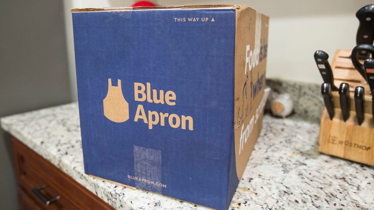 Put a Fork in It: Blue Apron Could Be Cooking Up a Sale Amid Dire Quarterly Results