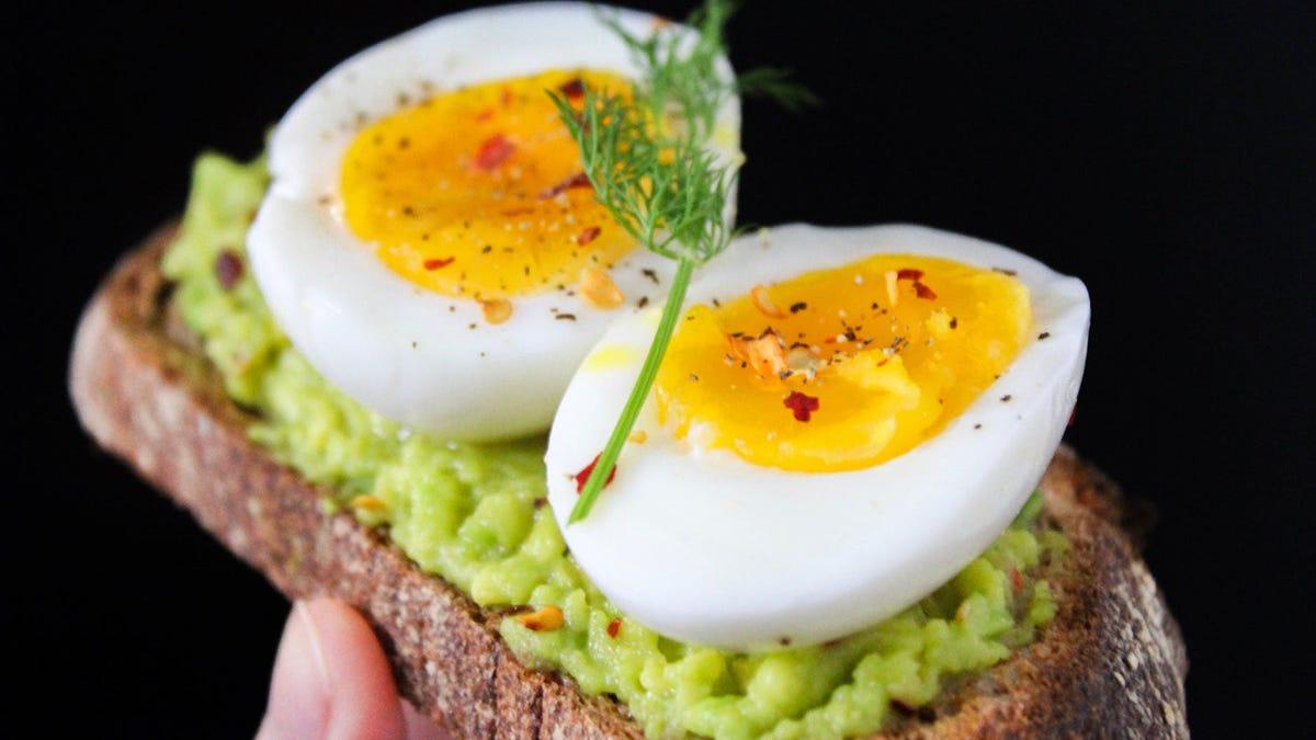 Tiempo de coccion de un huevo