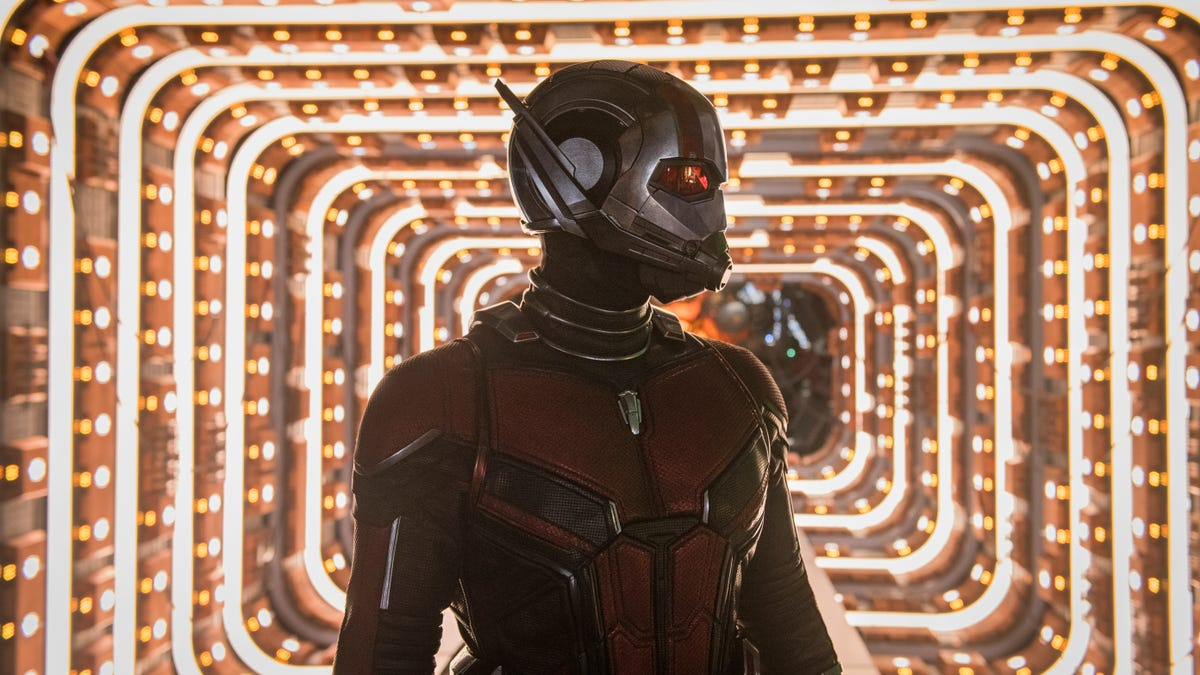 Peyton Reed sticking with his little buddy <i>Ant-Man </i>for another movie