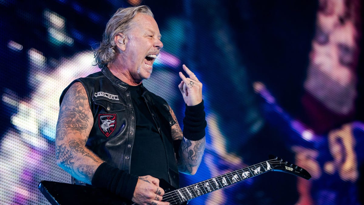 Official Twitch Gaming Stream Replaces Audio From Metallica Performance With… Whatever This Is - Gizmodo