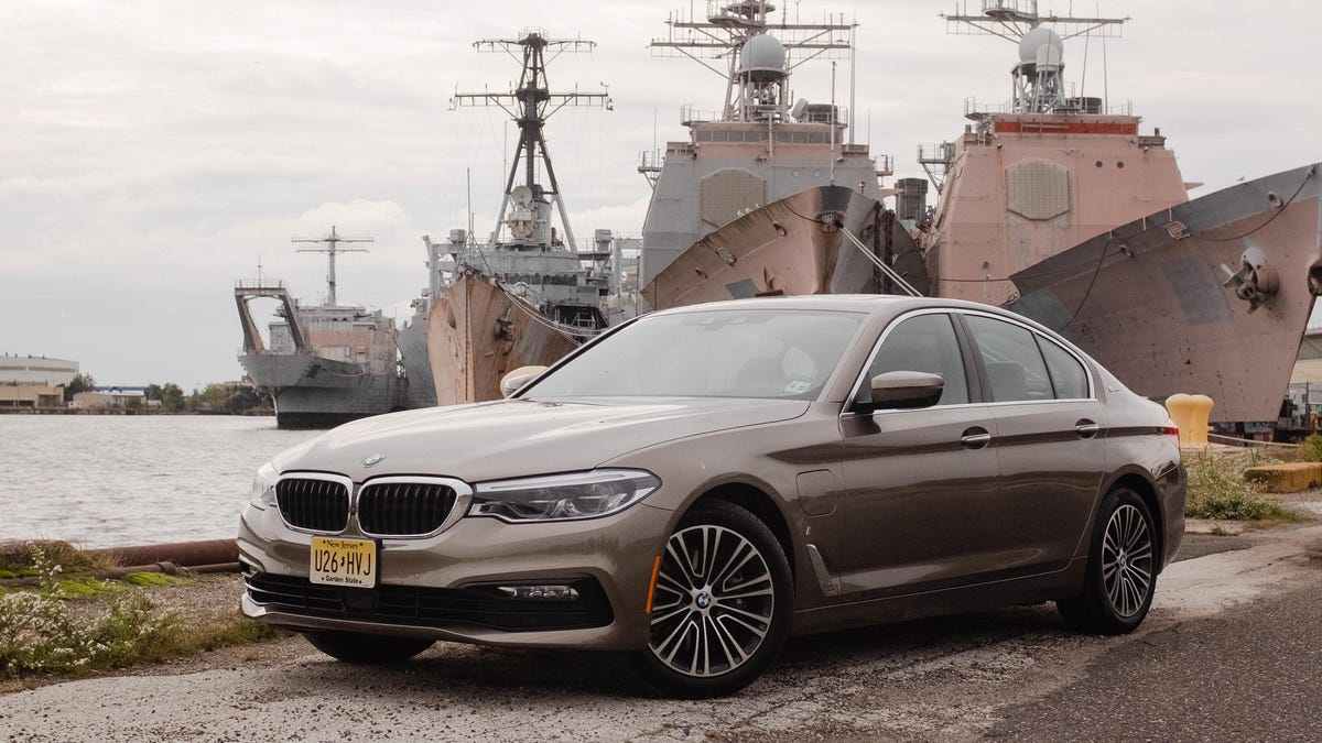 BMW I Series >> Next Bmw 5 Series To Get Fully Electric Versions Report