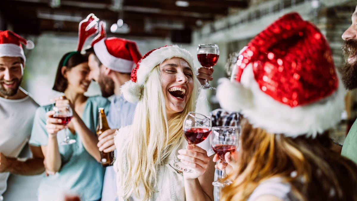 Company's Holiday Party Moves Up Timeline For Bankruptcy By 4 Months