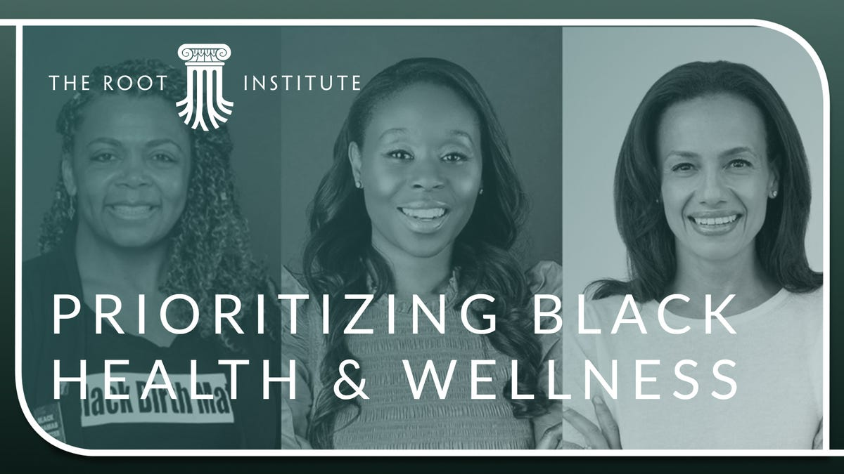 The Health of Our Communities Begins With Black Women: Planned Parenthood's Alexis McGill Johnson, Dr. Joia Crear-Perry, and EHE Health's Joy Altimare Join The Root Institute