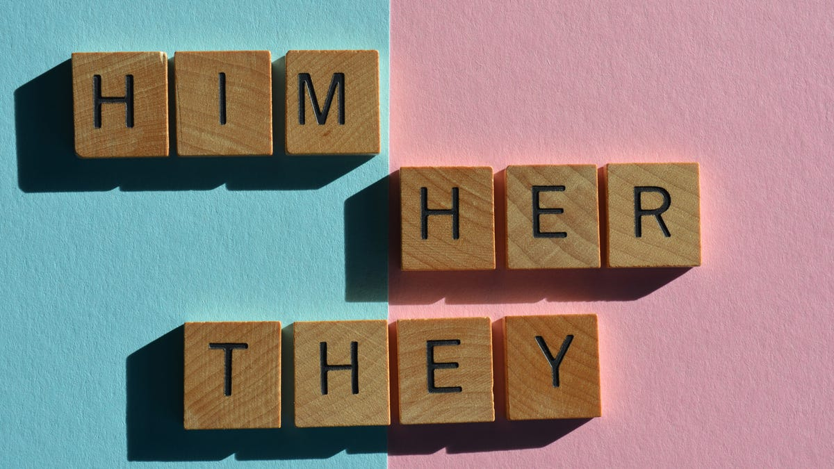 It's Time to Embrace the Singular 'They'