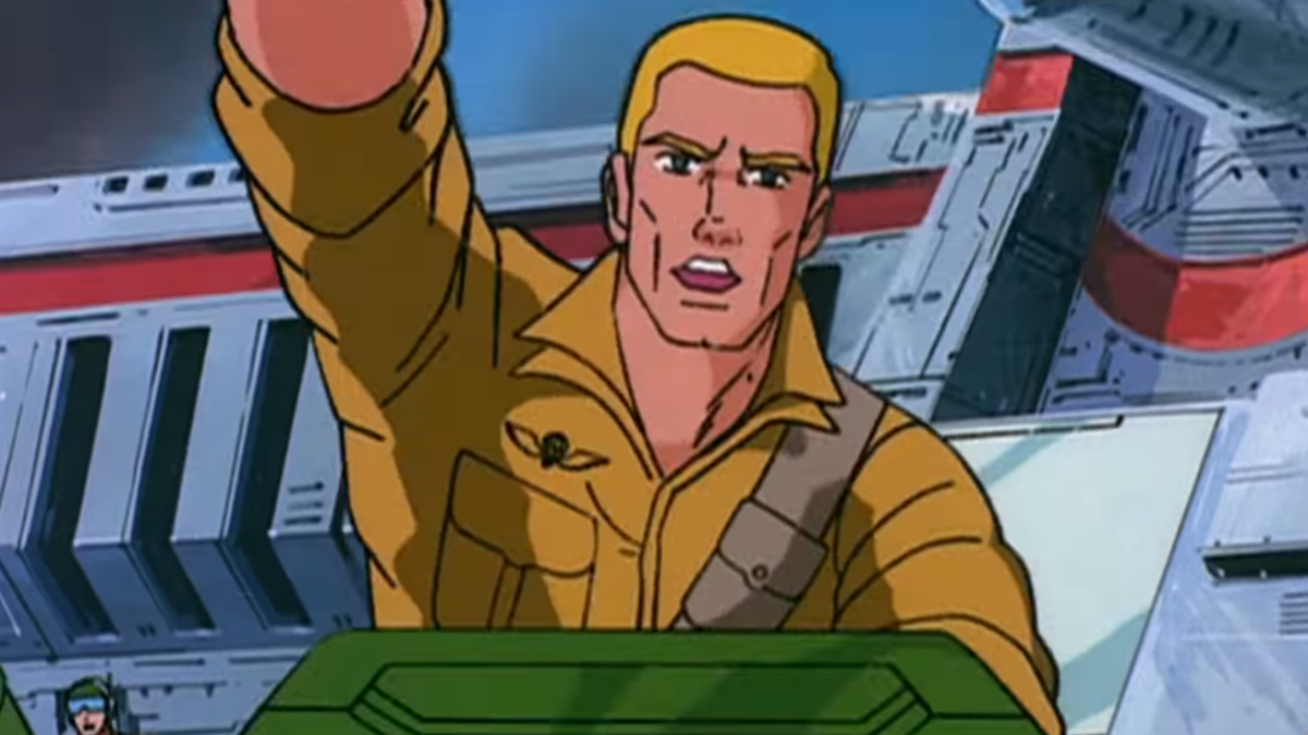Liven Up Social Isolation With a G.I. Joe Marathon, Courtesy of Hasbro