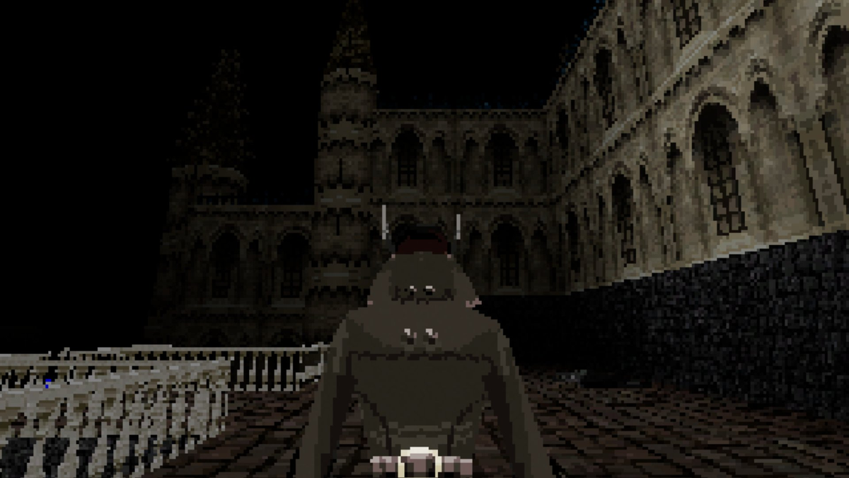 Two Developers Are Turning Bloodborne Into A Playable PS1 Game