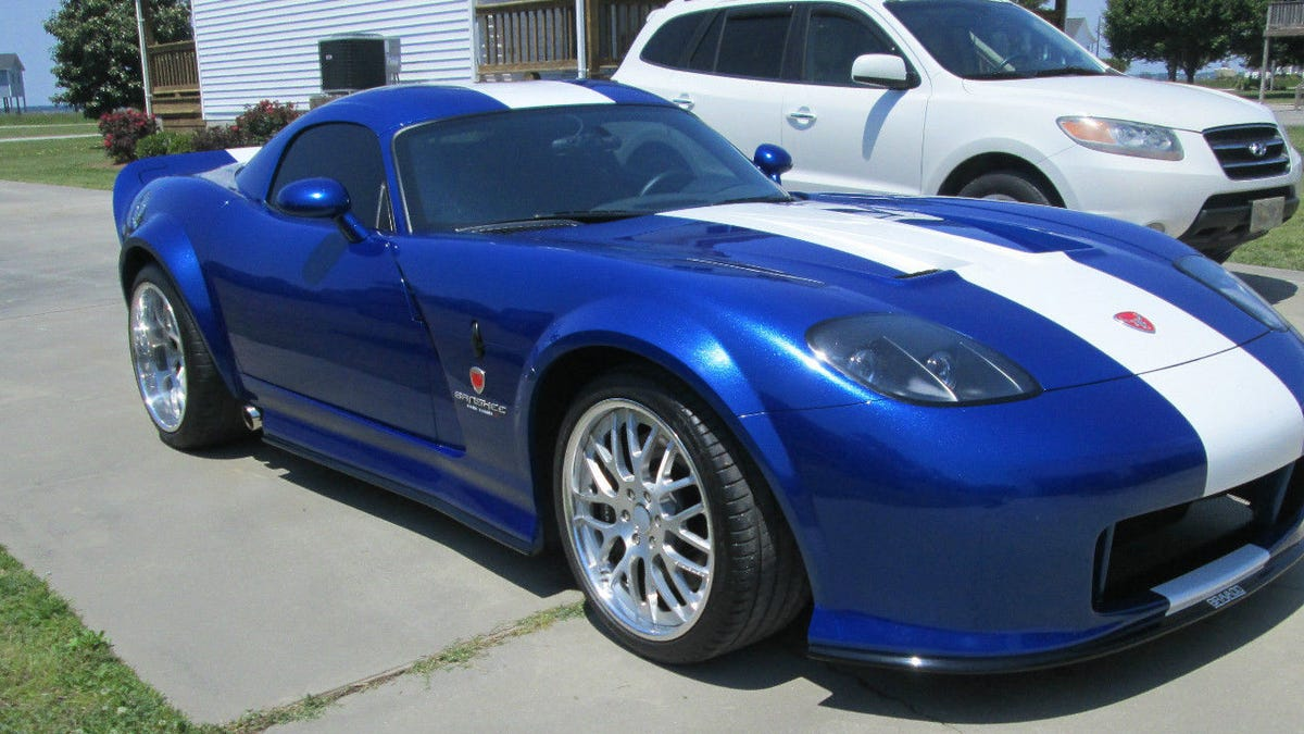 Now You Can Own The Real-Life Grand Theft Auto Banshee