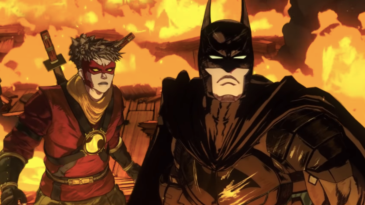 Batman Ninja Is Being Adapted...as a Stage Play