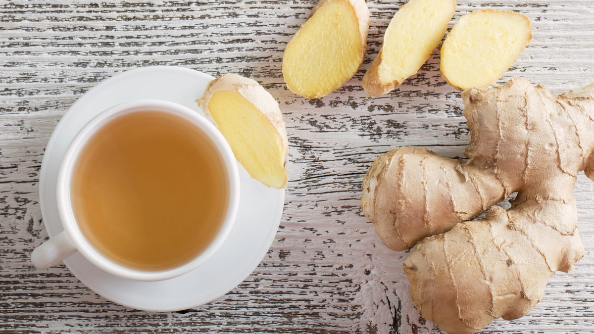 Calm Your Anxious Stomach With These Soothing Beverages