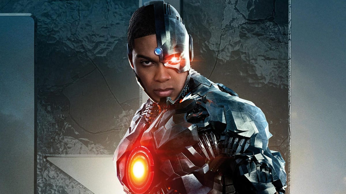Ray Fisher's Cyborg Will No Longer Be Appearing in The Flash