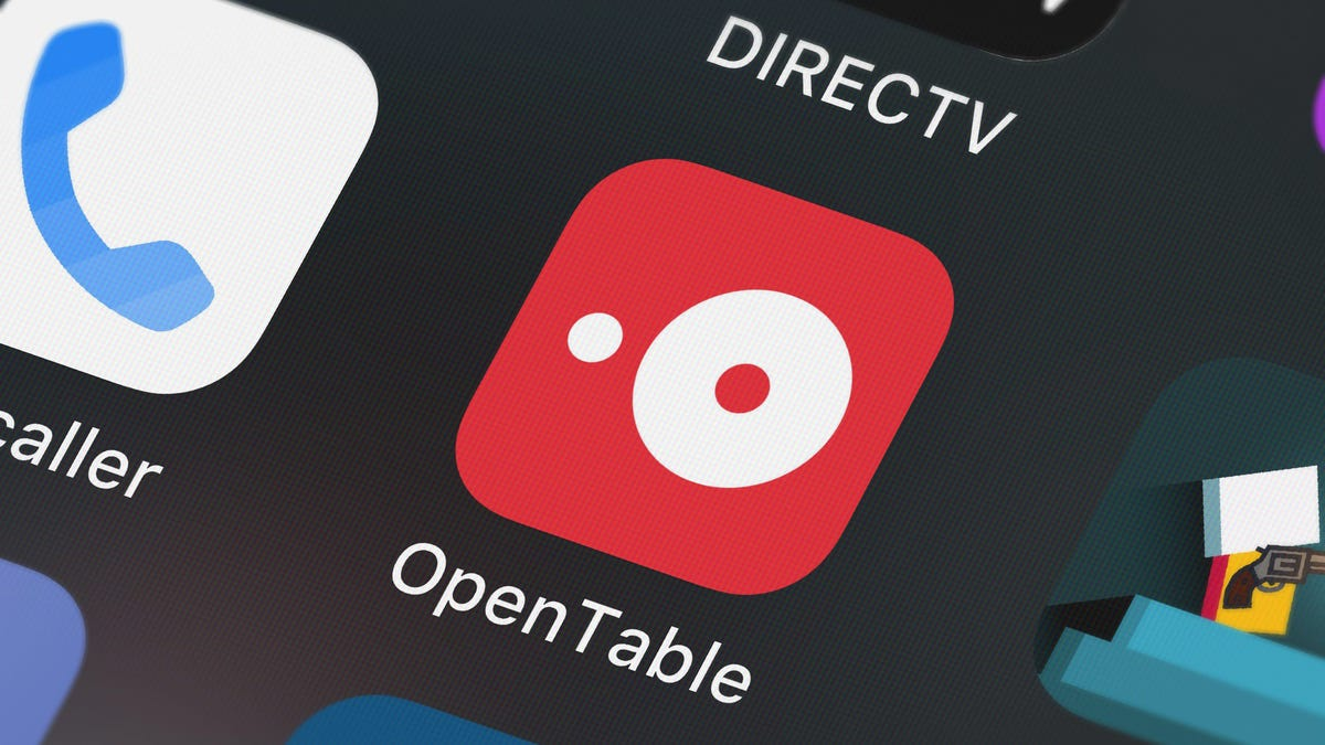 Opt Out of OpenTable's Data Sharing