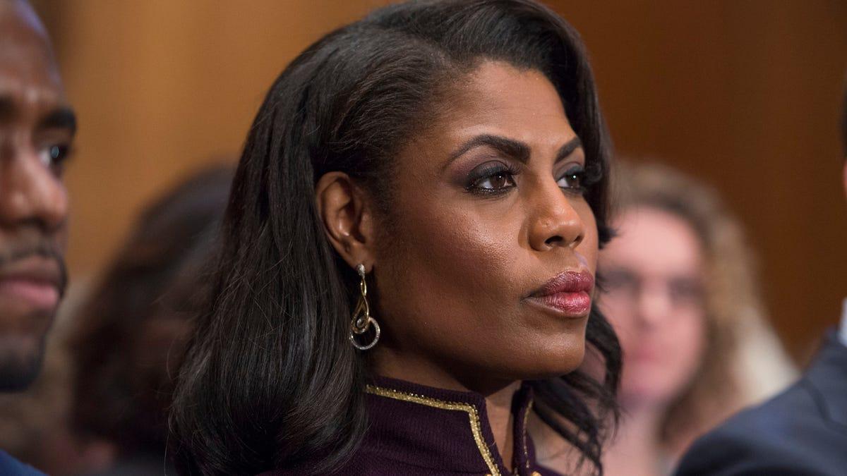 Apparently, Omarosa Was the White House's Willona From Good Times