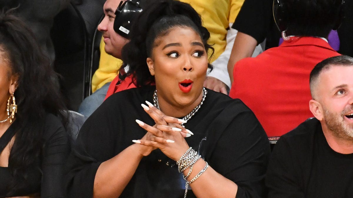 Not Like This: We Love Lizzo's Boldness—but Girl, Please Don't Put Your Bare Backside on a Stadium Seat!