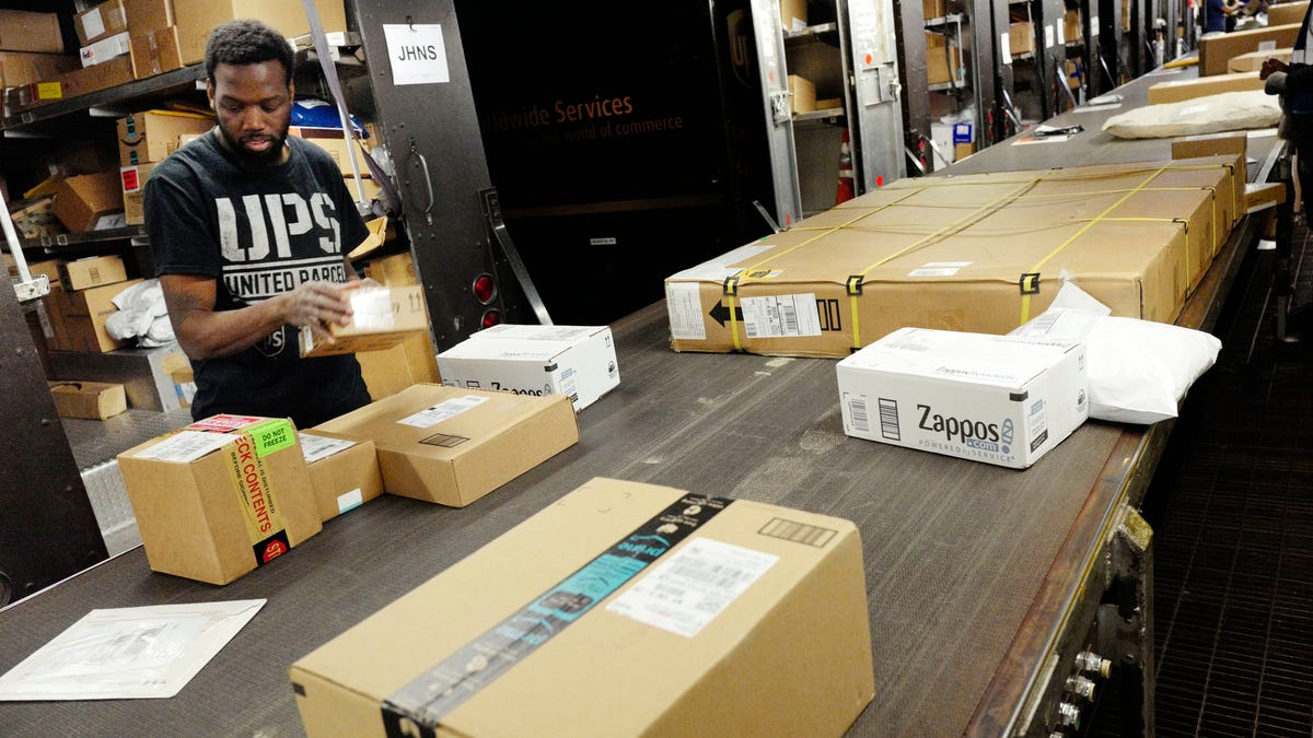 UPS Finally Arrives at 21st Century, Will Allow Workers to Have Facial Hair and Natural Black Hairstyles