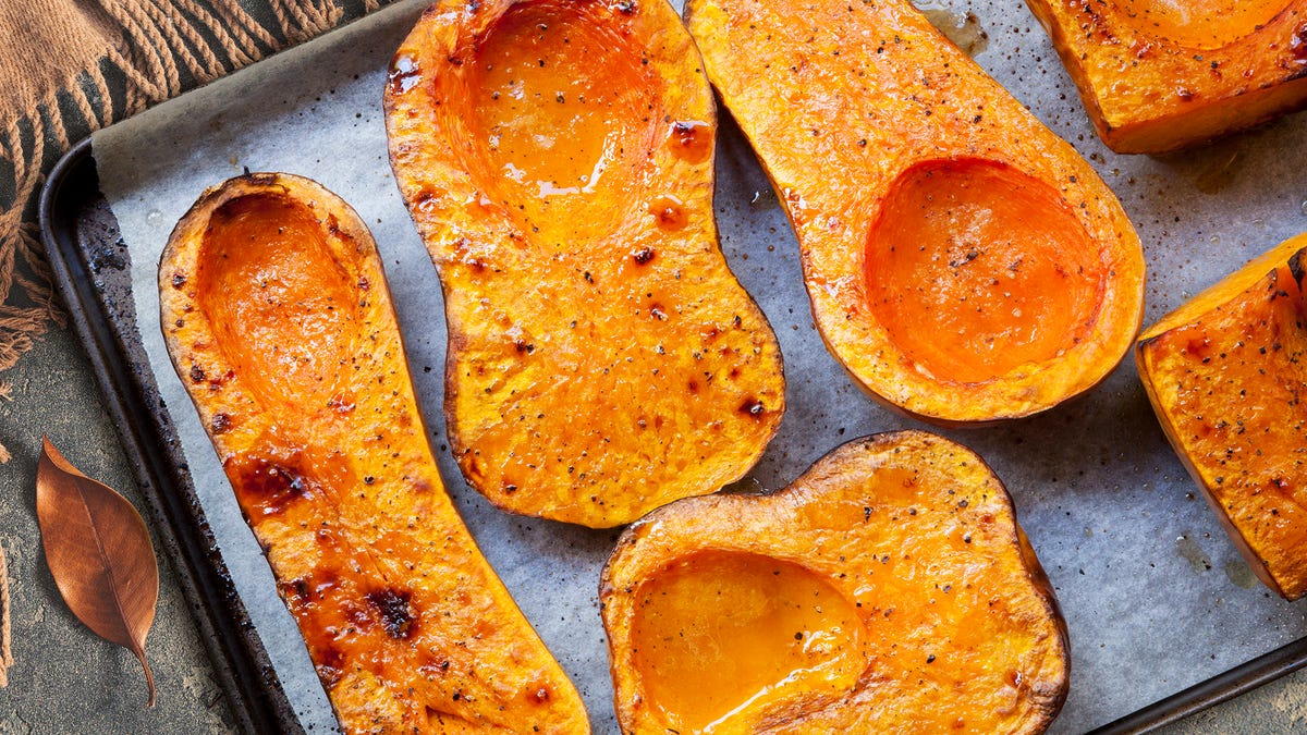 Make the most of your butternut squash this season
