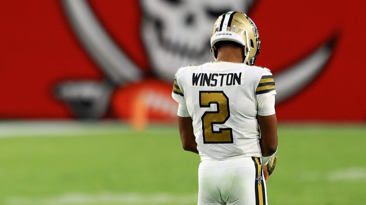 The Taysom Hill-Jameis Winston situation has a racial component to it, just not the one you think