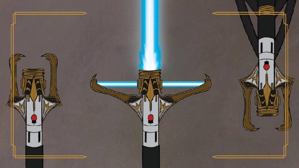 Star Wars: The High Republic's Answer to Excalibur Is Exquisite