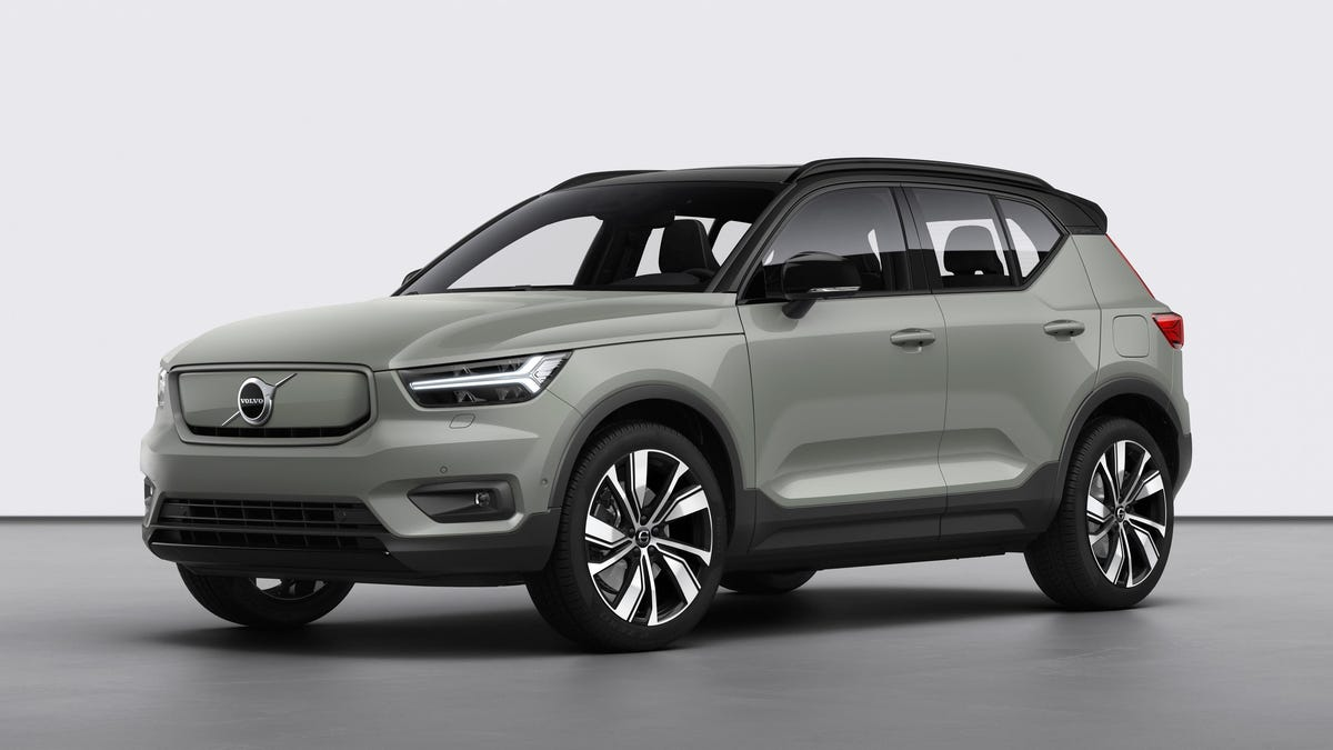 Volvo Confirms Electric XC90 As Online Ordering Begins For Electric XC40