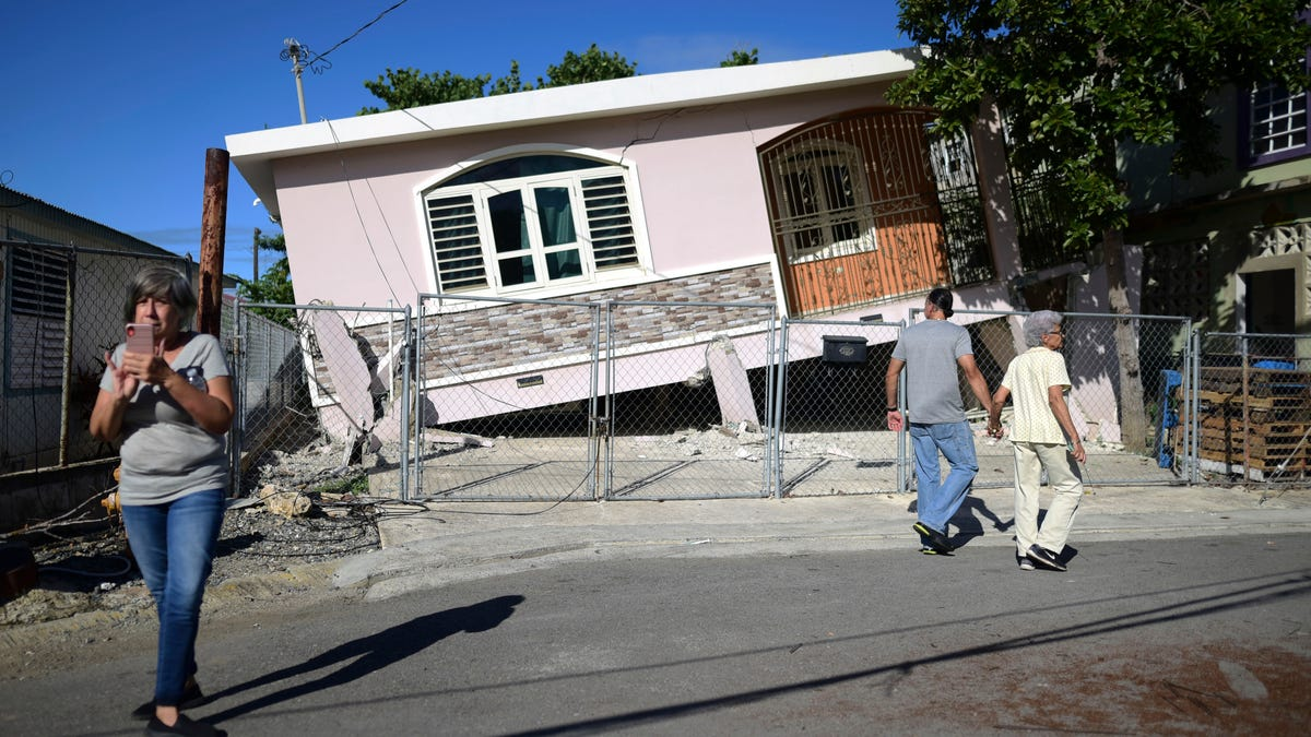 Earthquake Shows How Fragile Puerto Rico's Electric Grid Still Is