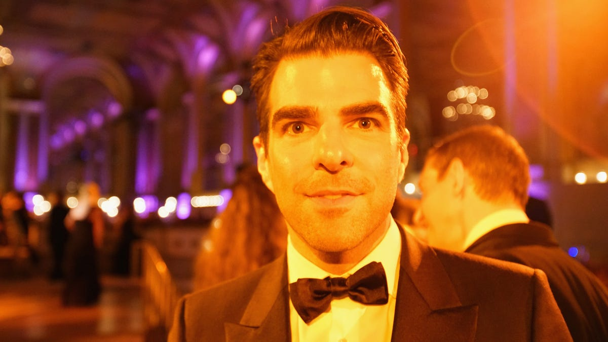 Zachary Quinto to star in AMC's NOS4A2 as a vampire who's real into novelty license plates