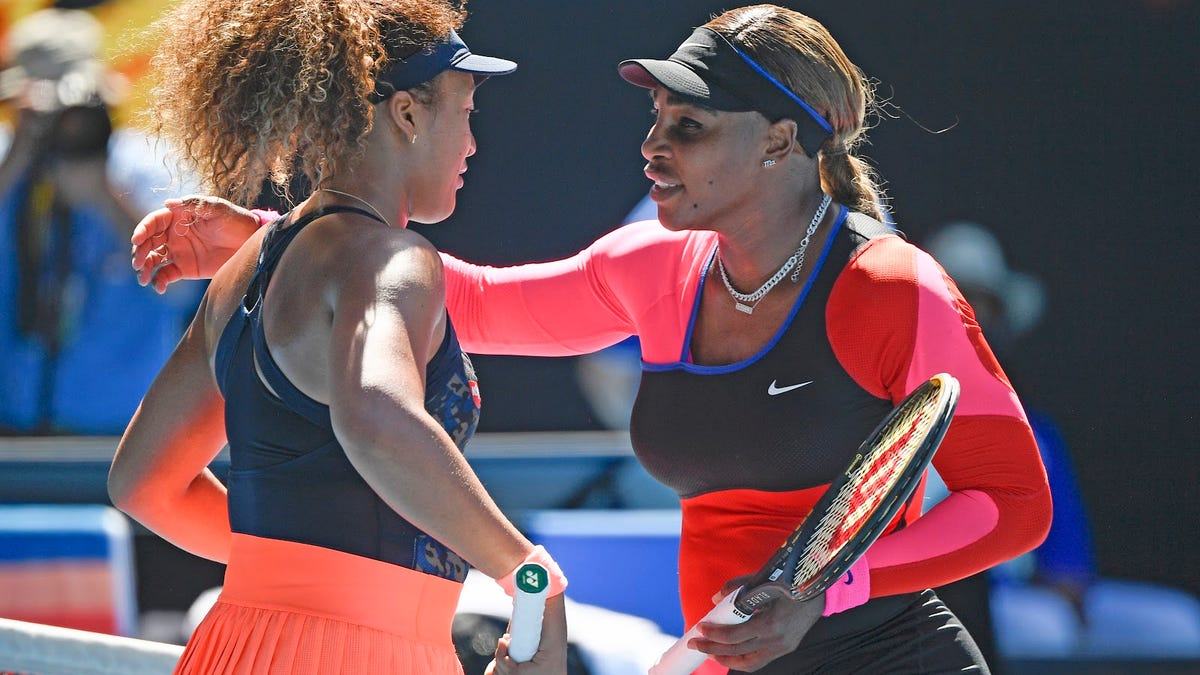 Naomi Osaka isn't Serena Williams' rival – she's her legacy