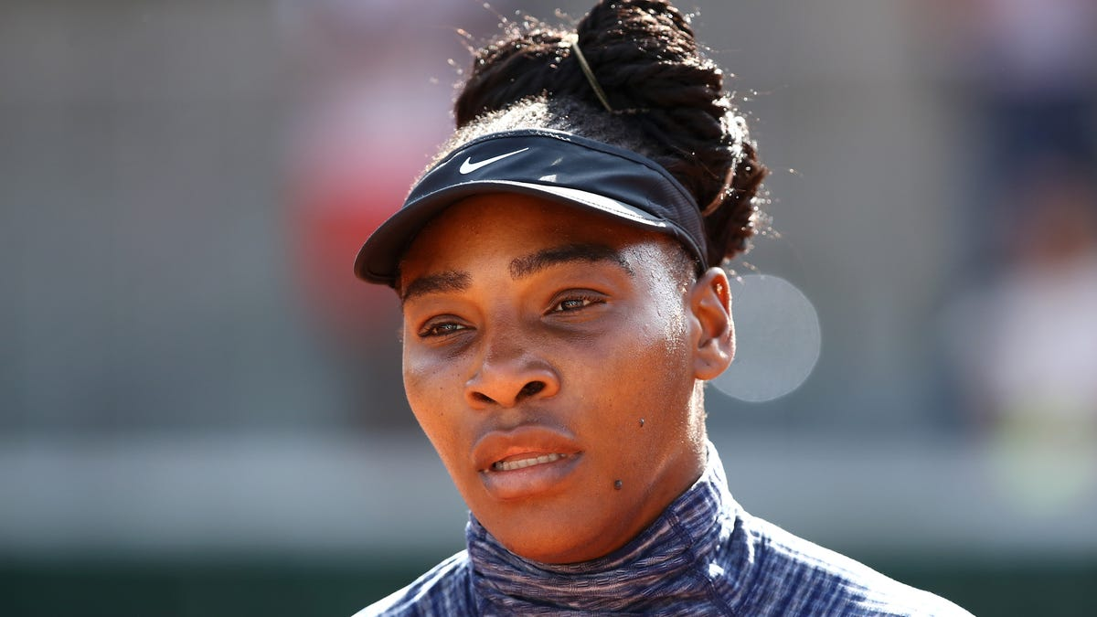 Serena Williams' Ranking Falls to No. 453 in the World After She Has a Baby, Smacking of Sexism
