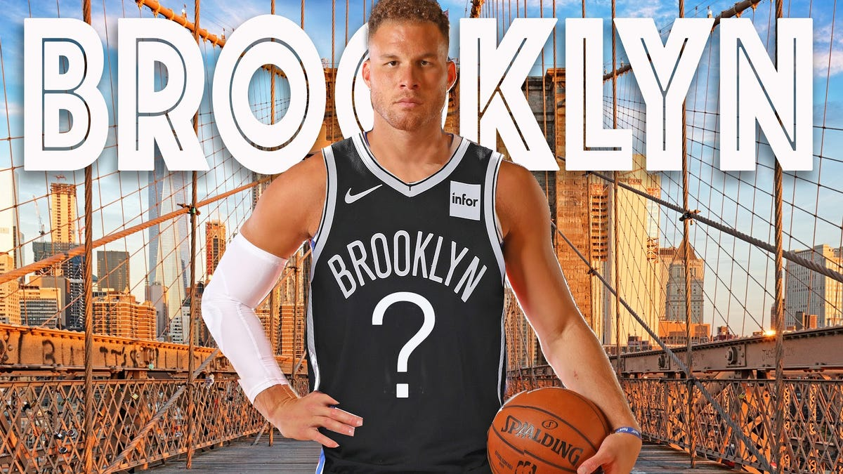 Is Brooklyn the right move for Blake Griffin? - deadspin