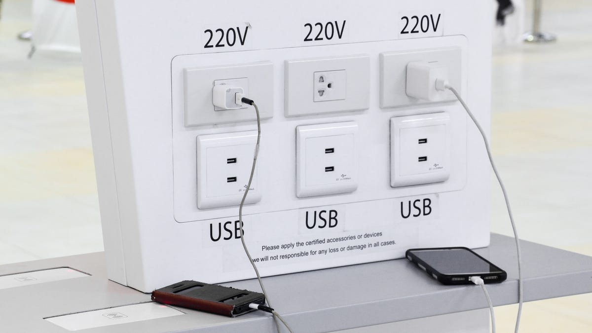 Use a 'USB Condom' to Protect Your Devices at Public Chargers