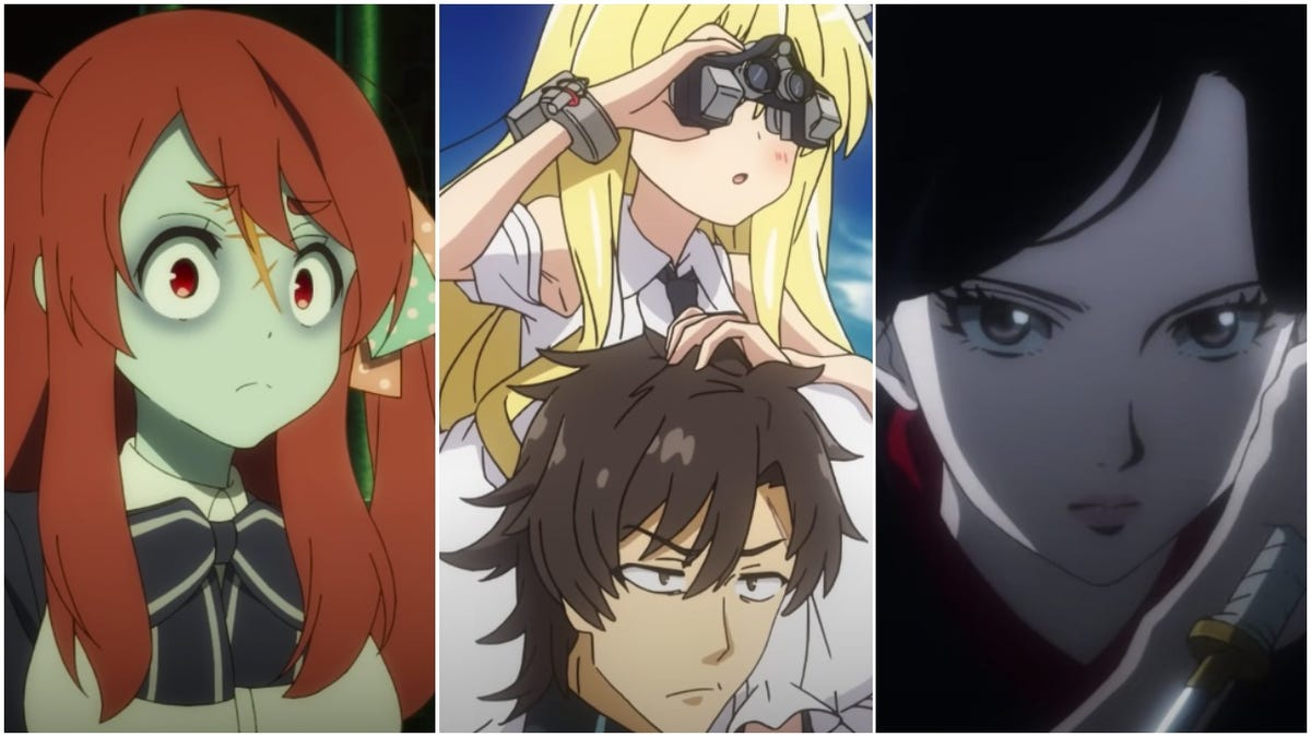 Your Spring 2021 Anime Guide