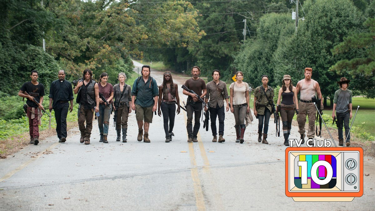 10 episodes that show how The Walking Dead became a cultural behemoth