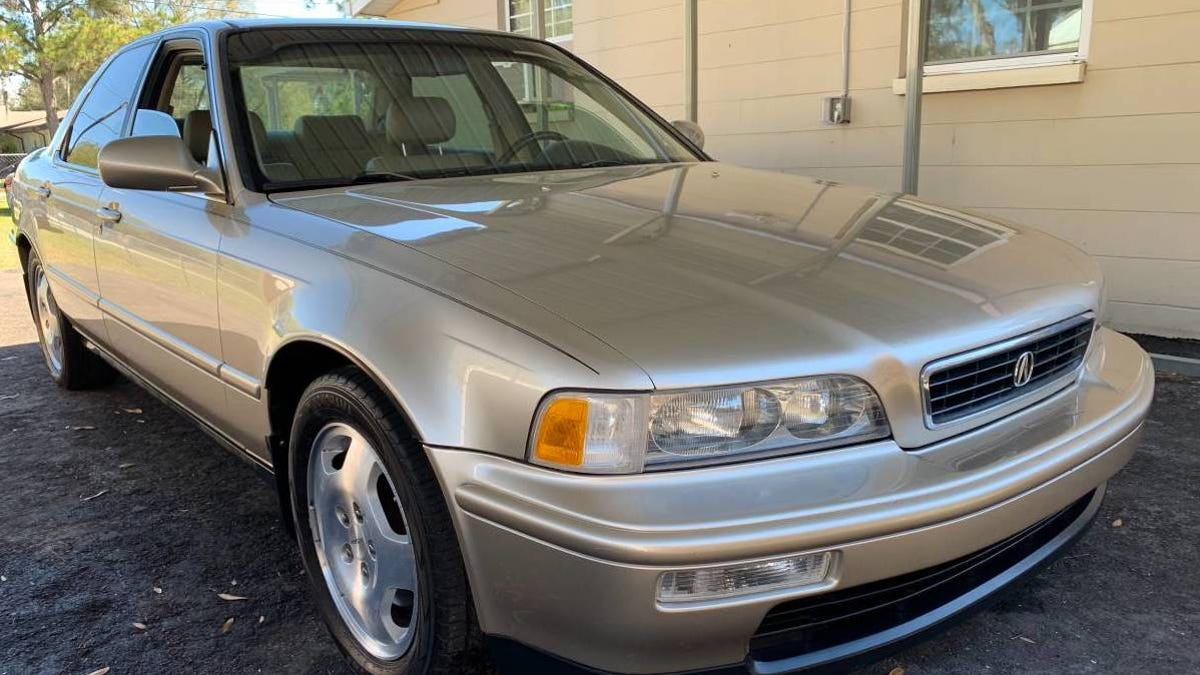 At 4 500 Could This 1994 Acura Legend Be Accurately Priced