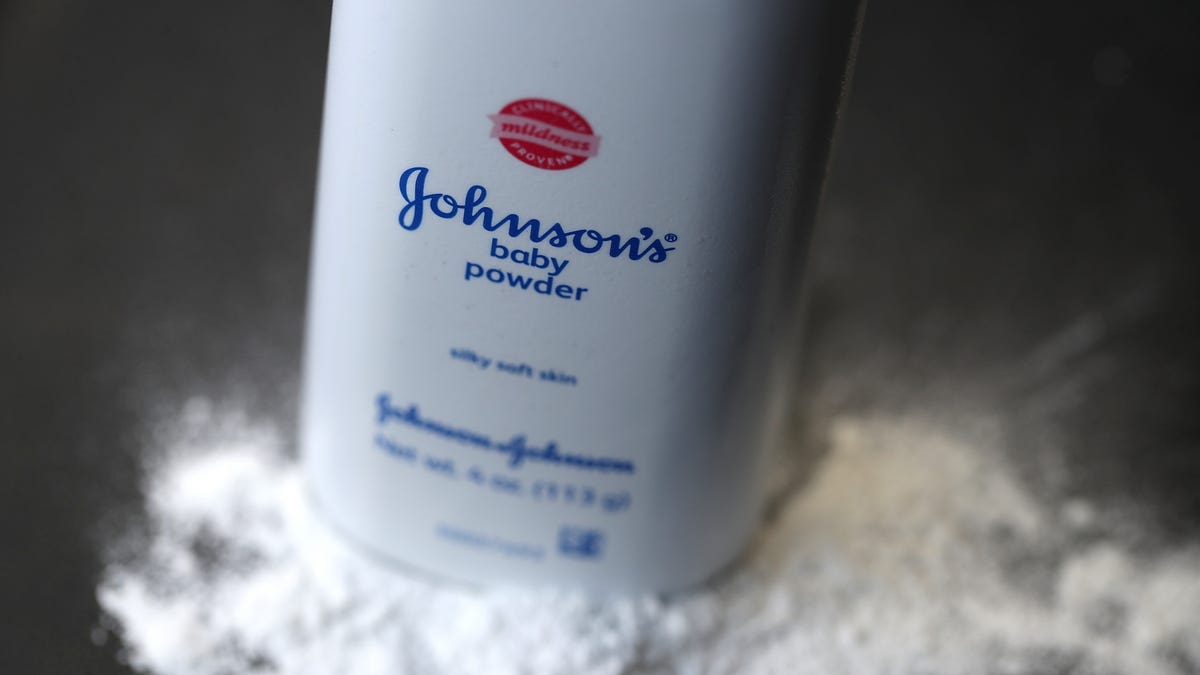 Report: Johnson & Johnson Knew About Asbestos in Its Baby Powder Products for Decades