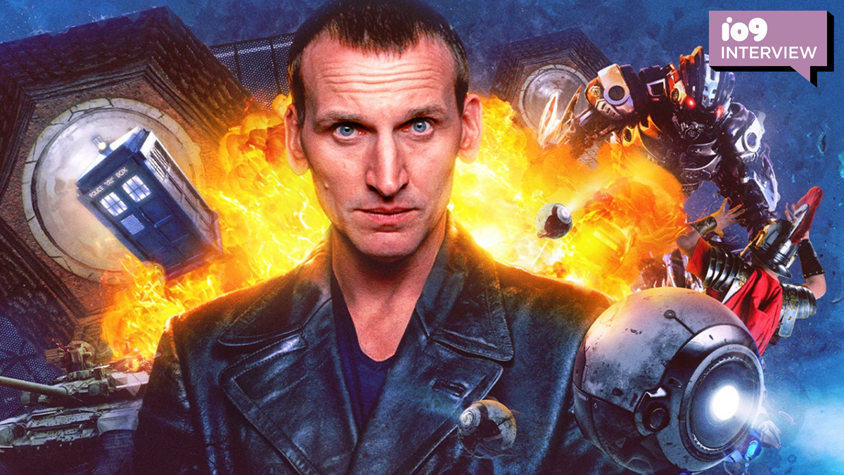 Doctor Who's Christopher Eccleston on Why Now Is the Time for a Return