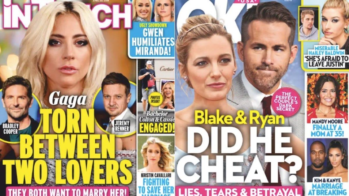Remember When Blake Lively & Ryan Reynolds Got Married On ...