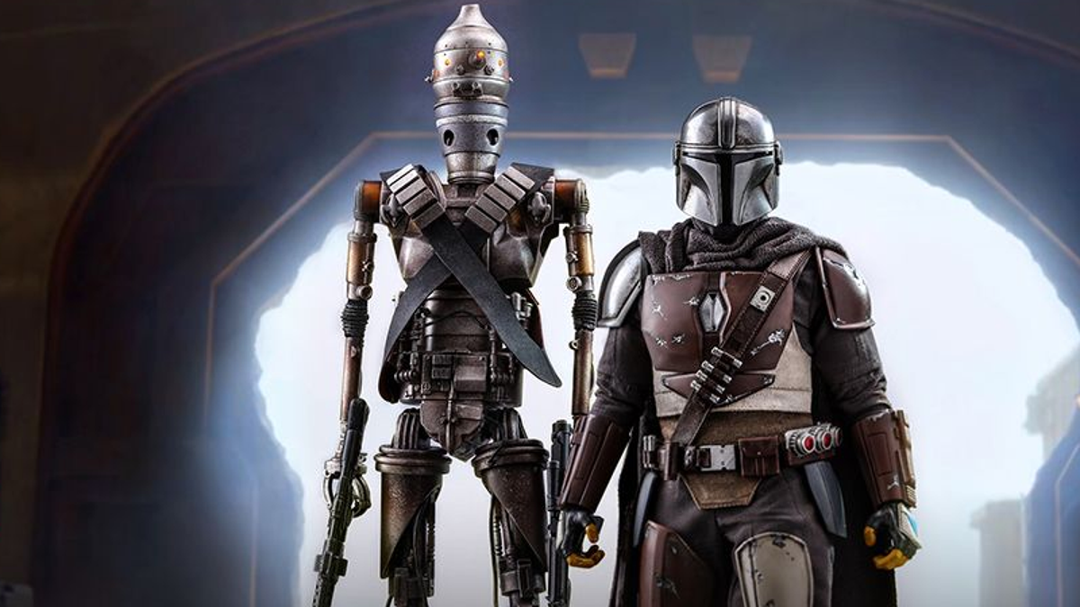 There's a Not-Impossible Chance You'll See The Mandalorian Season 2 Before You Get These Mandalorian Figures