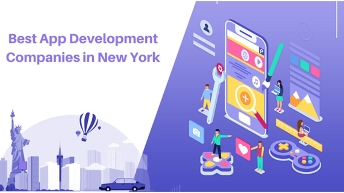 Best App Development Companies in New York