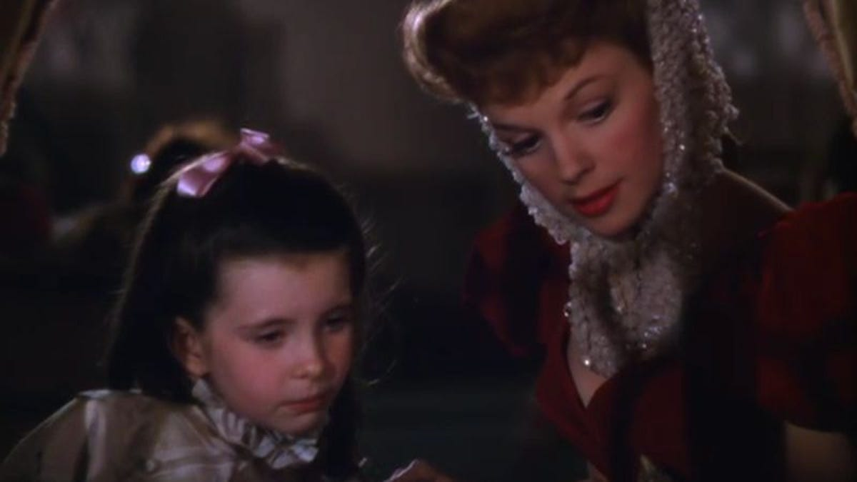 Judy Garland Have Yourself A Merry Little Christmas.One Of The Most Famous Christmas Songs Ever Is Actually A