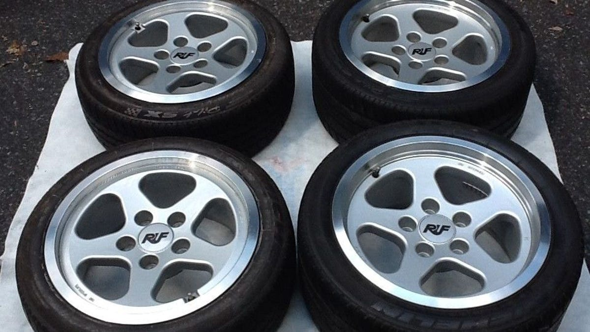 Ruf By Speedline Are The Wheels You Need For Period Porsche