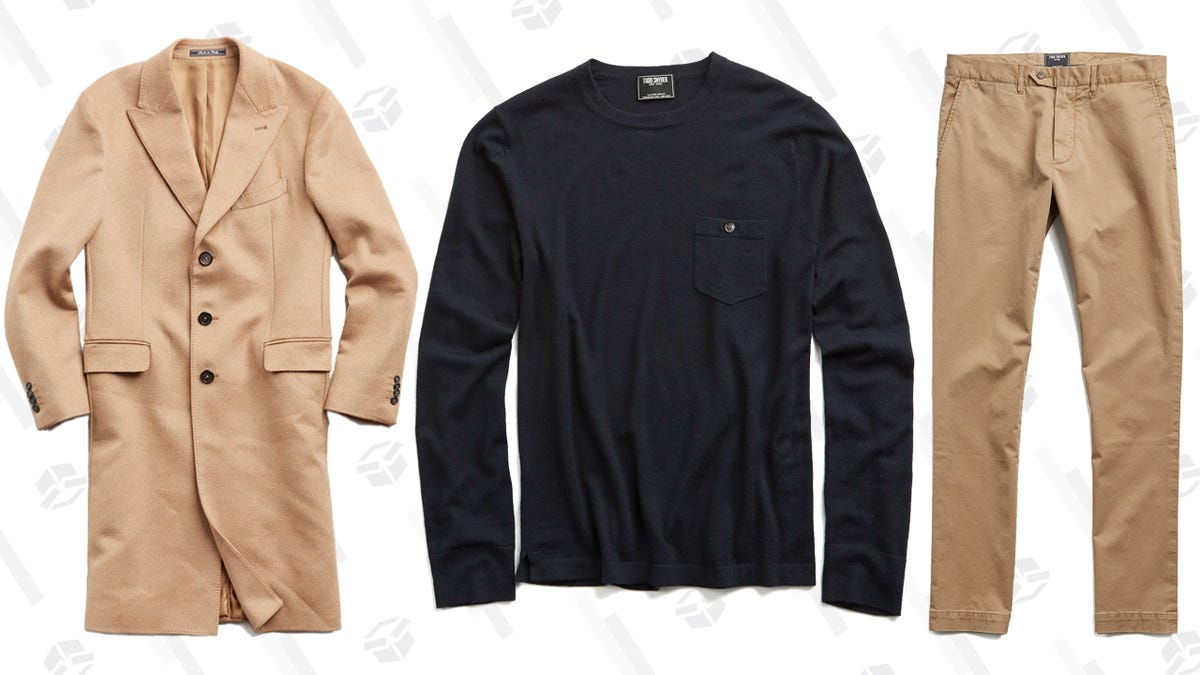 Everything a Guy Should Buy From Todd Snyder For Fall