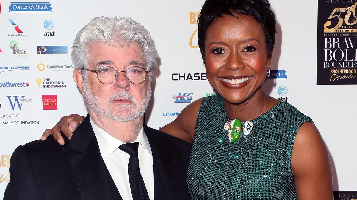 Mellody Hobson And George Lucas Vie For Control Of Ebony