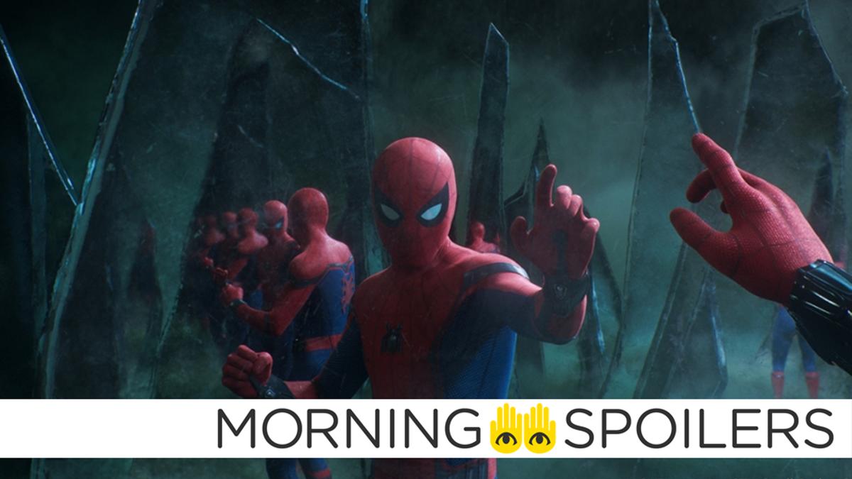 Updates From Terminator and The Mandalorian, Plus More Spider-Man Murmurs