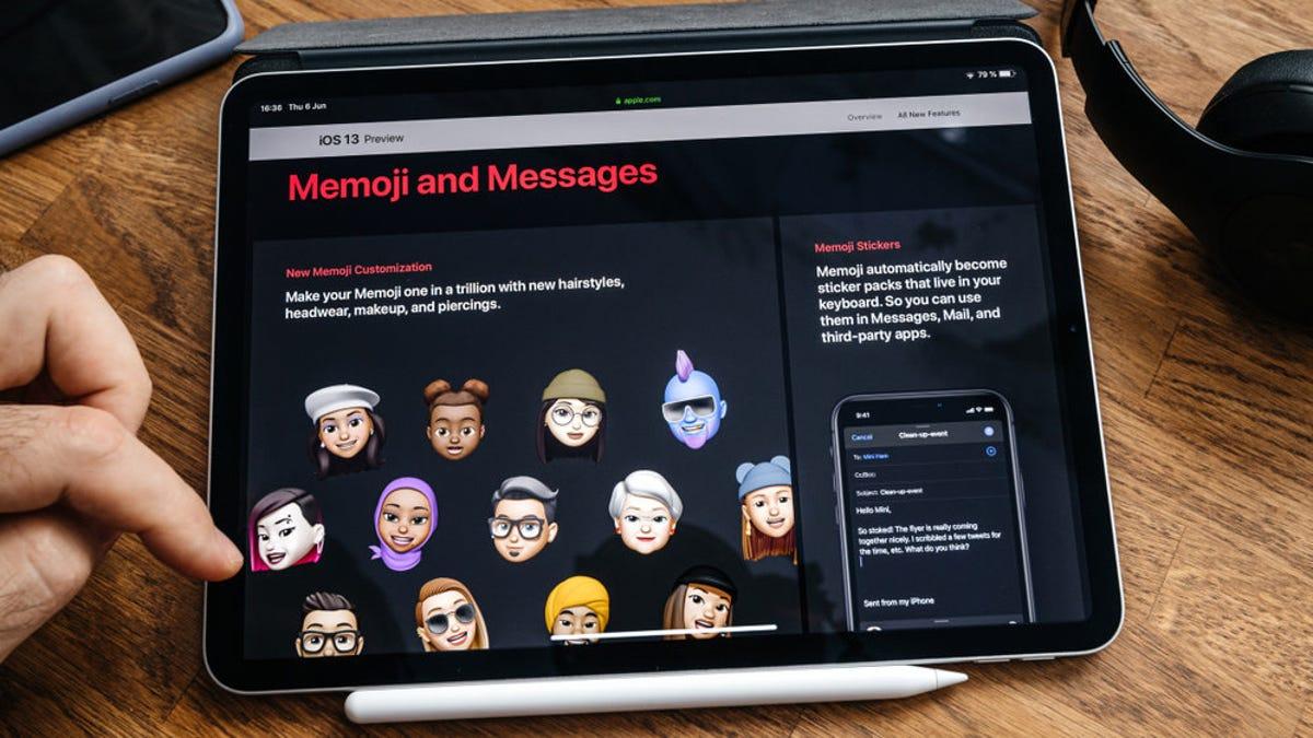 How to Hide Memojis in iOS 13 and iPadOS 13