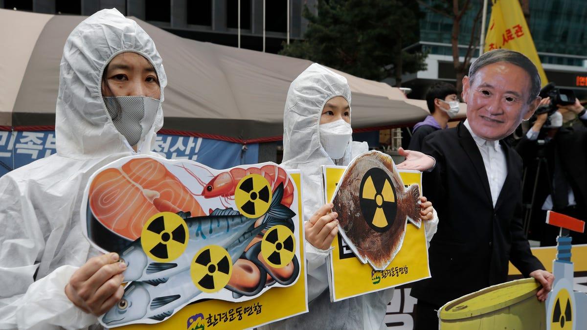 Plan de Japón para Fukushima: verter agua radioactiva en el océano