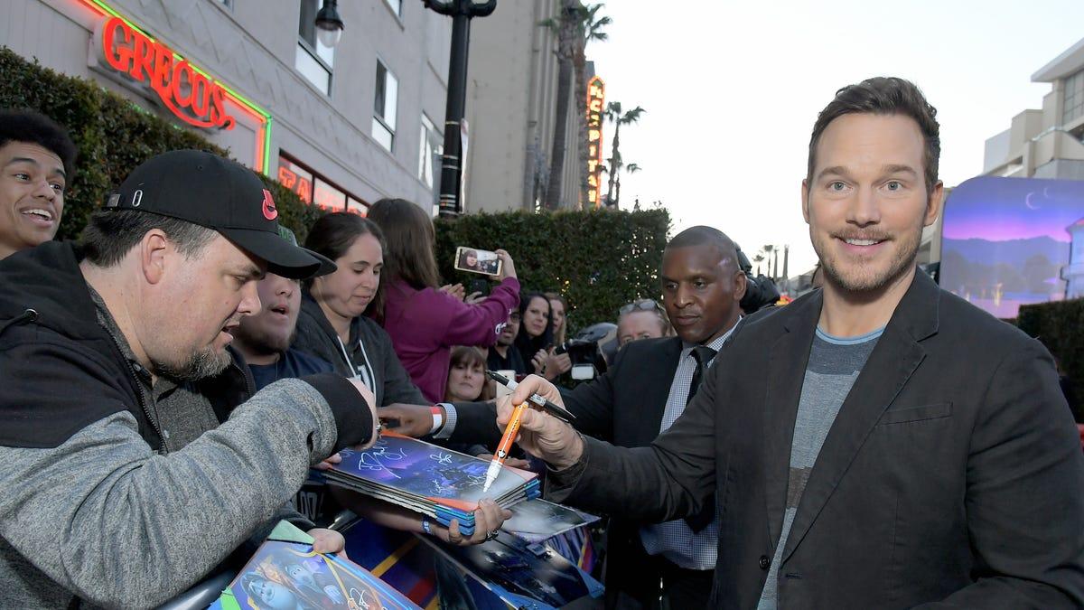 Chris Pratt Enters the Best White Chris Discourse