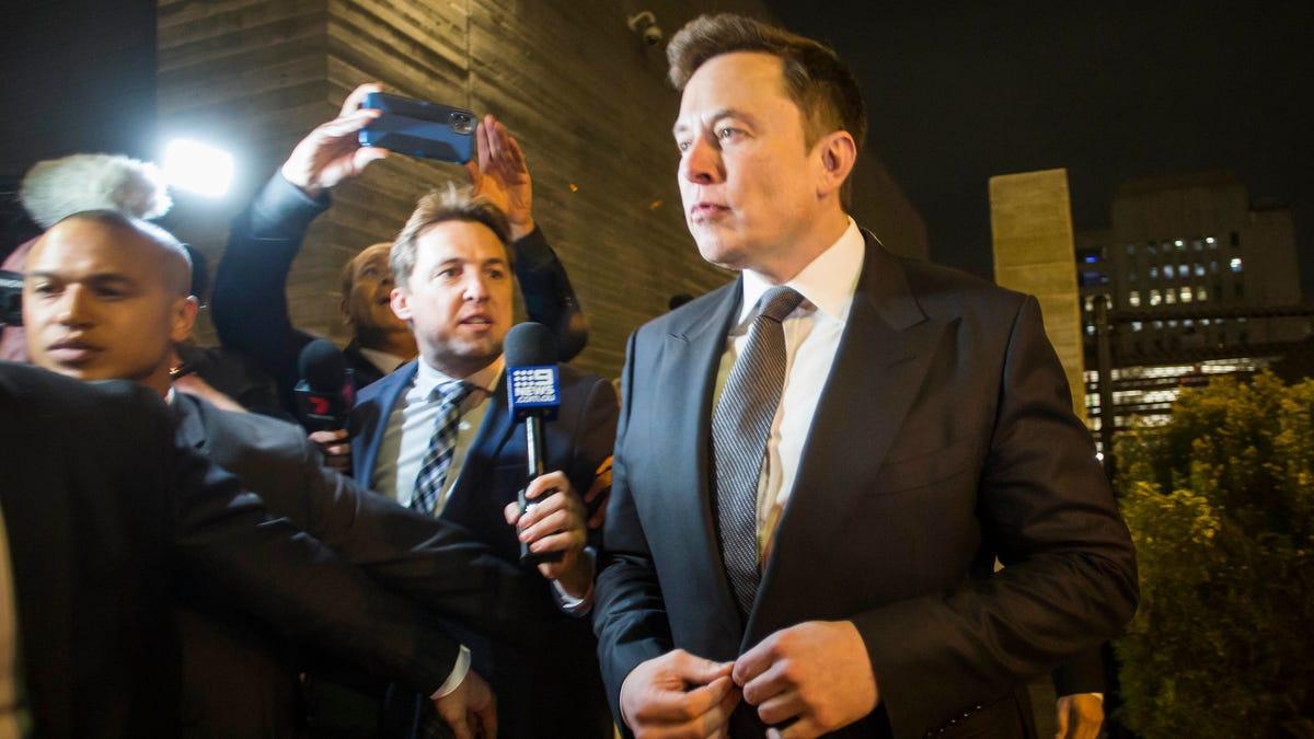Jury Rules You Can Call Elon Musk a Pedo Guy