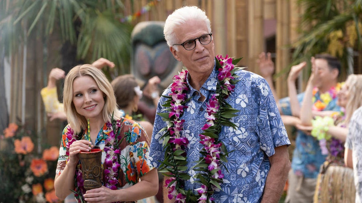 In The Good Place, Eleanor Turns to the Dark Side to Ease Her Pain